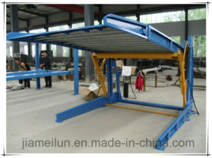 Tilting Post Car Parking Lift pictures & photos