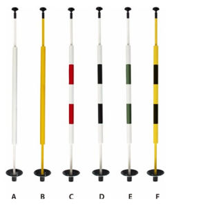 Deluxe Golf Practice Flag Stick