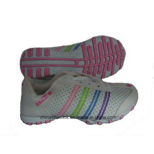 Ladies′ Sport Casual Shoes Supplier, Leisure Shoes pictures & photos