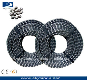 Long Lifetime Quarry Diamond Wire Tool for Granite, Marble pictures & photos