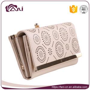 Fani Custom Fashion Wallet, Guangzhou PU Leather Wallet Women 2017 pictures & photos