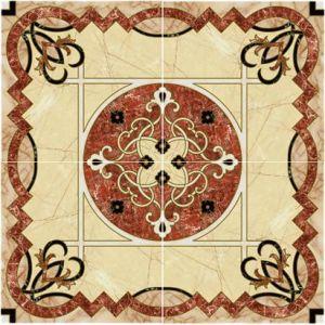Flower Pattern Carpet Tile Polished Crystal Ceramic Floor Tile 1200X1200mm (BMP32) pictures & photos