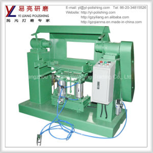 Spoon Fork Front and Behind Arc Edge Grinding Polishing Machine pictures & photos