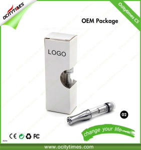 China Suppliers Glass Oil 510 Thread Empty Vaporizer Cartridge pictures & photos