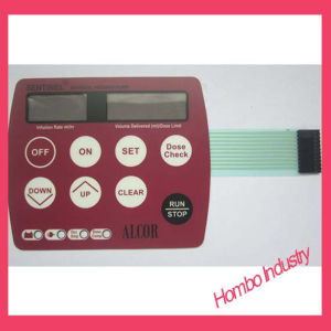 Customize High Quality Metal Dome Membrane Switch pictures & photos