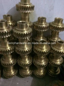 Worm Shaft, Worm Gear Shaft pictures & photos