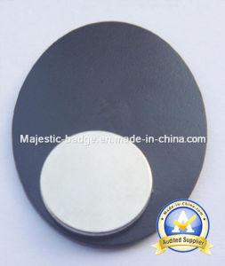 Customized Dye Black& Soft Enamel Magnet Lapel Pin pictures & photos