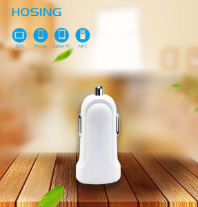 2.1A Portable Single USB Car Charger pictures & photos
