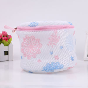 Underwear Bra Nursing Bag Printing Folding Bra Laundry Bag Pouch pictures & photos