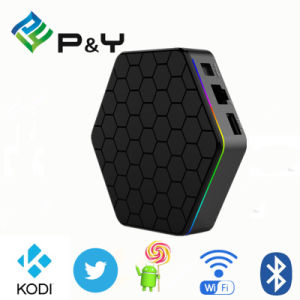 OEM/ODM Amglogic S912 Android TV Box Pendoo T95z Plus pictures & photos