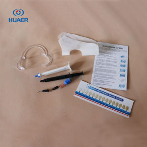 FDA Approved 25% HP Tooth Bleaching System Whitening Kit pictures & photos