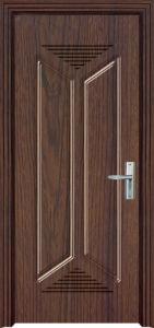 Interior PVC Bathroom Door Price (PVC door price) pictures & photos