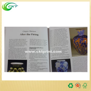 Art Paper Book Printing with Full Color (CKT-BK-552) pictures & photos