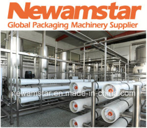 Water Treatment for Mineral Water Newamstar