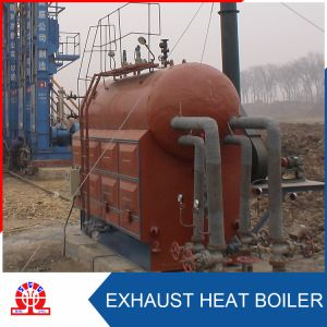Industrial Smoke Tube Exhaust Gas Boiler for Power Plant pictures & photos