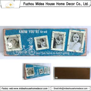 Shabby Wooden Multiple Photo Frame pictures & photos