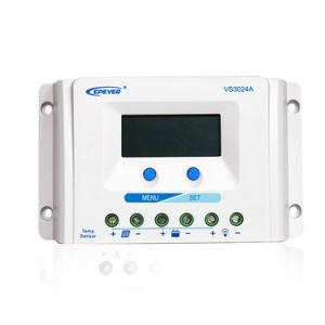 Epsolar 30A 12V/24V Auto Solar Panel Controller with Ce Vs3024A pictures & photos