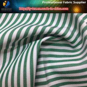 Popular T/C Yarn Dyed Stripe Woven Textile Fabric for Women Casual Shirt pictures & photos