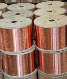 4/0 3/0 2/0 1/0 Bare Copper Cable Copper Clad Aluminum Conductor CCA Wire pictures & photos