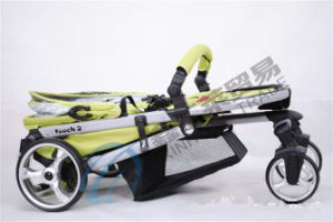 En1888 Approved Baby Stroller with Revolutionary Folding System pictures & photos