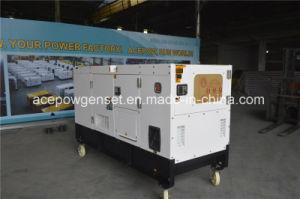 Single /Three Phase 50Hz Foton Isuzu Engine 15kw Electric Generator pictures & photos