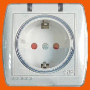 Waterproof Outlet Socket (S8510) pictures & photos