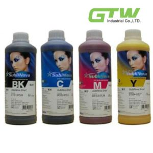 High Quality Dye Sublimation Ink with Sublimation Paper pictures & photos