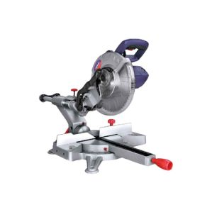 """255mm 10"""" 1800W Electric Steel / Woodworking Sliding Miter Saw pictures & photos"""