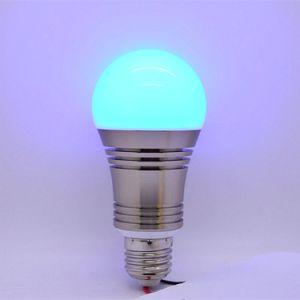 LED Light Bulb 5500lm 6.5W White + 6W RGB