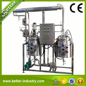 High Efficiency Ultrasonic Solvent Extraction Equipment for Stevia pictures & photos