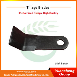 Flail Mower Blades Kubota Rotary Tiller Blade for Soli Preparation pictures & photos