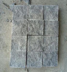 Black Natural Split Paving Stones pictures & photos