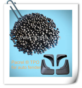 Pacrel TPV Granule for Auto Fender Application pictures & photos