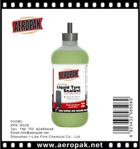 Aeropak Seals Punctures Liquid Tyre Sealant pictures & photos