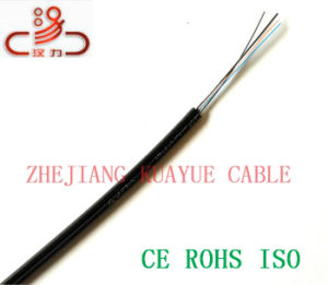 FTTH Drop Wire Fiber Optic/Computer Cable/ Data Cable/ Communication Cable/ Connector/ Audio Cable pictures & photos