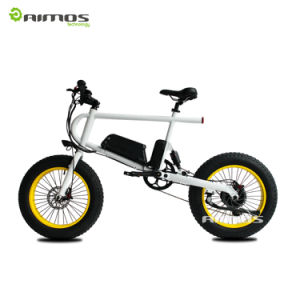 Mountain Electric Bike Downhill Bicycle with Pedal Assistant pictures & photos