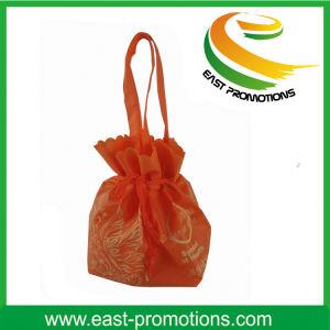 80g Non-Woven Cute Drawstring Bag pictures & photos