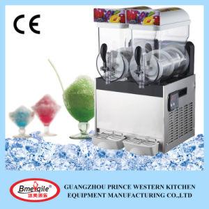 Double Tank Juice Slush Dispenser Machine pictures & photos