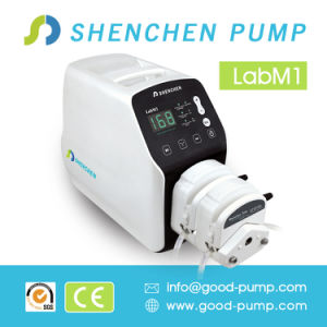 Lab Peristaltic Liposuction Pump with Flowrate 0.007-570 Ml/Min Labm1 pictures & photos
