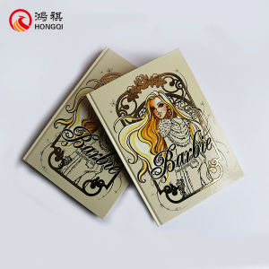 Hard Cover Notebook with Gold Foil pictures & photos