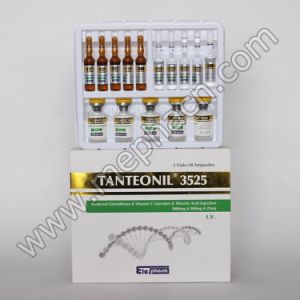 Glutathione IV Injectable Rex Glutathione 3000mg for Skin Whitening pictures & photos