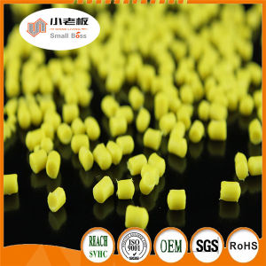 Soft PVC Granules/Flexible PVC Compound pictures & photos