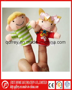 Cute Story Talking Finger Puppet Toy for Baby Gift pictures & photos