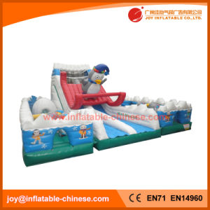 Inflatable Funcity/Inflatable Amusement Park for Kids (T6-038) pictures & photos