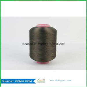 100% Colored Polyester DTY Yarn for Hand Knitting pictures & photos