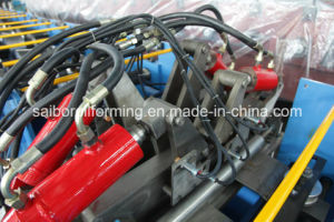 Yx40-80 Z Purlin Roll Forming Machine pictures & photos