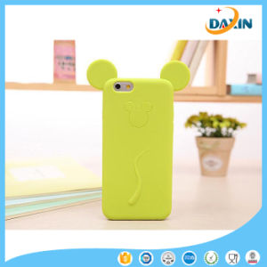 Lovely Mickey Silicone Phone Case for iPhone 5/6/7 pictures & photos