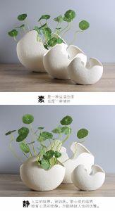 Modern Minimalist Ceramic Vase Chinese Ceramic Vase Wedding-Decoration-Vase pictures & photos