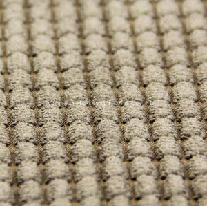 4.5W Check Corduroy Velvet Fabric for Sofa Uphosltery Furniture Shoe pictures & photos