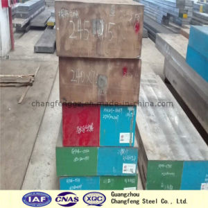 High Quality Alloy Flat Bar steel (SKS3, O1, 1.2510, 9CrWMn) pictures & photos